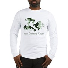 IRISH YOGA Long Sleeve T-Shirt