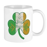 The Masons Irish Clover Mug