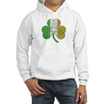 The Masons Irish Clover Hooded Sweatshirt