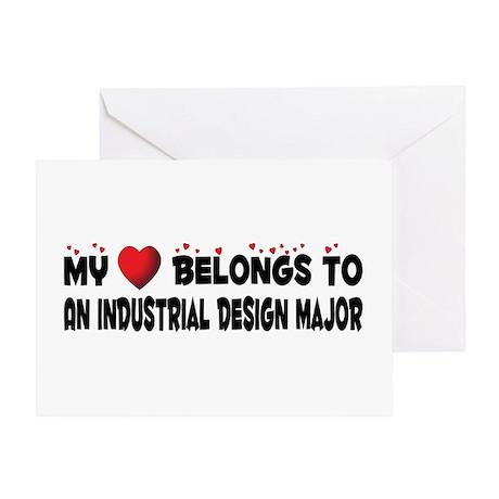 Belongs To An Industrial Design Major Greeting Car