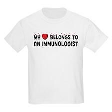 Belongs To An Immunologist T-Shirt