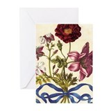 French Rose by Merian Greeting Cards (Pk of 10)