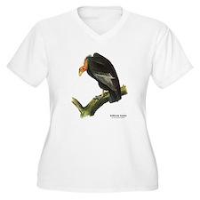 Audubon California Condor Bird (Front) T-Shirt