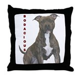 BODACIOUS!!!! Throw Pillow