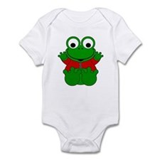 One Year Old Frog Infant Bodysuit