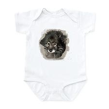 Possum the Keeshond Infant Creeper