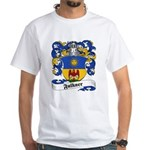 Falkner Family Crest White T-Shirt