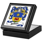 Falkner Family Crest Keepsake Box