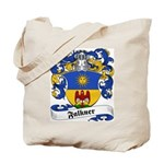 Falkner Family Crest Tote Bag