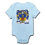Falkner Family Crest Infant Creeper