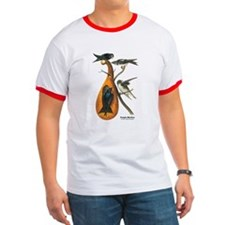 Audubon Purple Martins Bird T