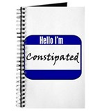 Hello I'm Constipated Journal