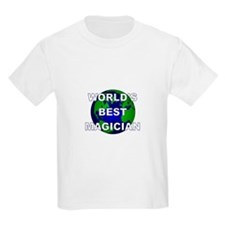 World's Best Magician T-Shirt