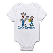 Stick Cowboys Little Brother Infant Bodysuit