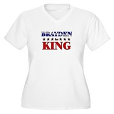 BRAYDEN for king T-Shirt