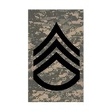 Staff Sergeant Sticker 4