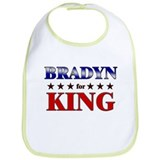 BRADYN for king Bib