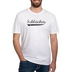 Schleicher (vintage) Fitted T-Shirt