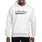 Schleicher (vintage) Hooded Sweatshirt