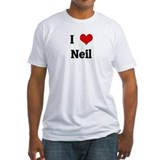 I Love Neil Shirt