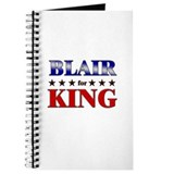 BLAIR for king Journal