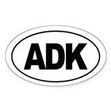 Adirondack ADK Decal
