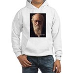Charles Darwin: Evolution Hooded Sweatshirt