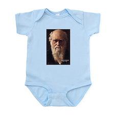 Charles Darwin: Evolution Infant Creeper