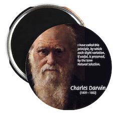Charles Darwin: Evolution Magnet