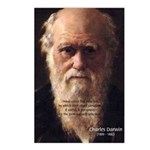 Charles Darwin: Evolution Postcards (Package of 8)