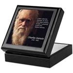 Charles Darwin: Evolution Keepsake Box