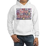 Sexy Quilter Hooded Sweatshirt