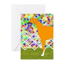 Azawakh Greeting Cards (Pk of 10)