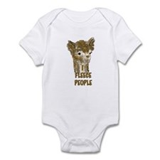 alpaca fleece Infant Bodysuit