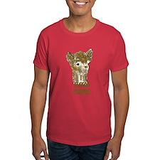 alpaca fleece T-Shirt