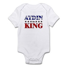 AYDIN for king Infant Bodysuit