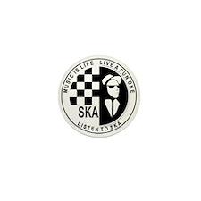 Listen to SKA! button (100 pack)