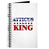 ATTICUS for king Journal