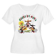 Cinco de Mayo Band T-Shirt