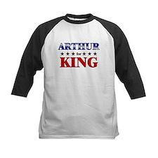 ARTHUR for king Tee