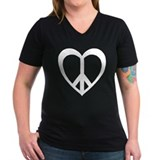 Peace Heart Shirt