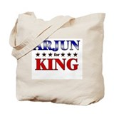 ARJUN for king Tote Bag