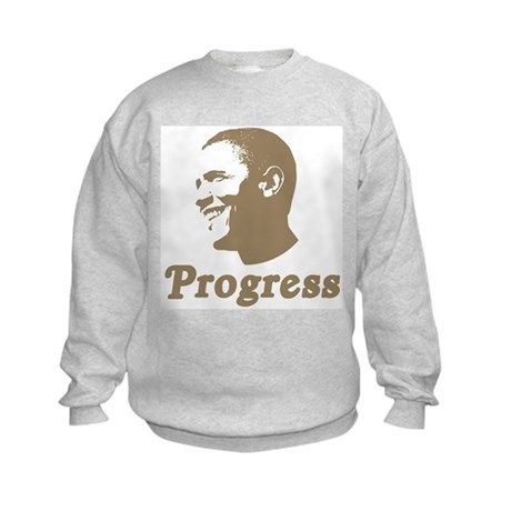 Obama for Progress Kids Sweatshirt