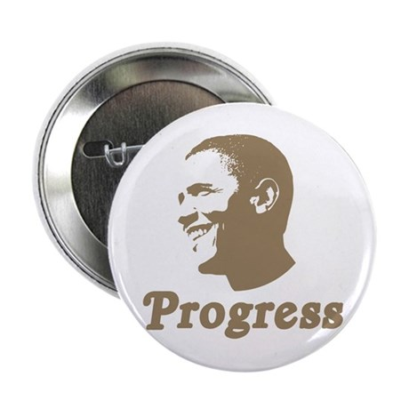 "Obama for Progress 2.25"" Button"