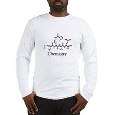 I love Chemistry Long Sleeve T-Shirt