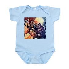 Gorillas Infant Creeper