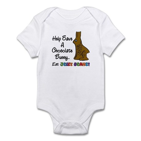 Save A Bunny Infant Bodysuit