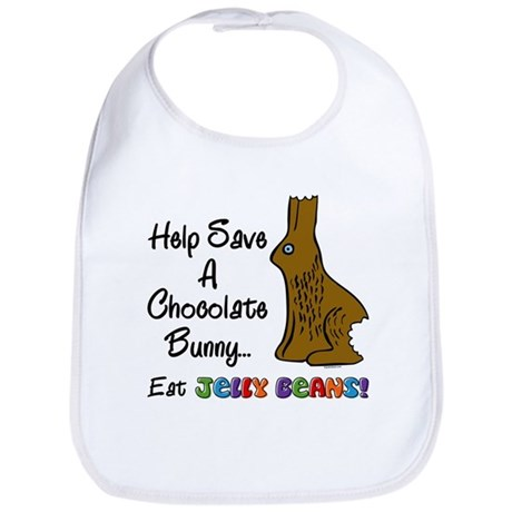 Save A Bunny Bib