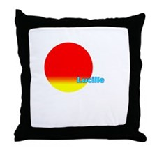Lucille Throw Pillow