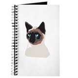 Blue-Eyed Kitty Journal